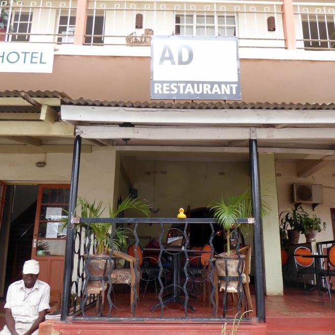 Ad Lib Restaurant, Lilongwe, Malawi