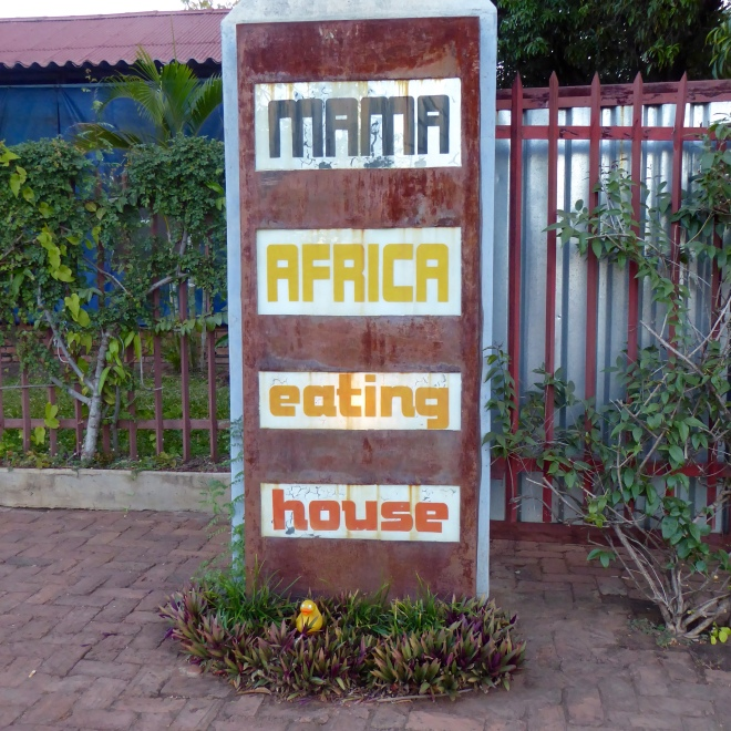 Mama Africa Eating House