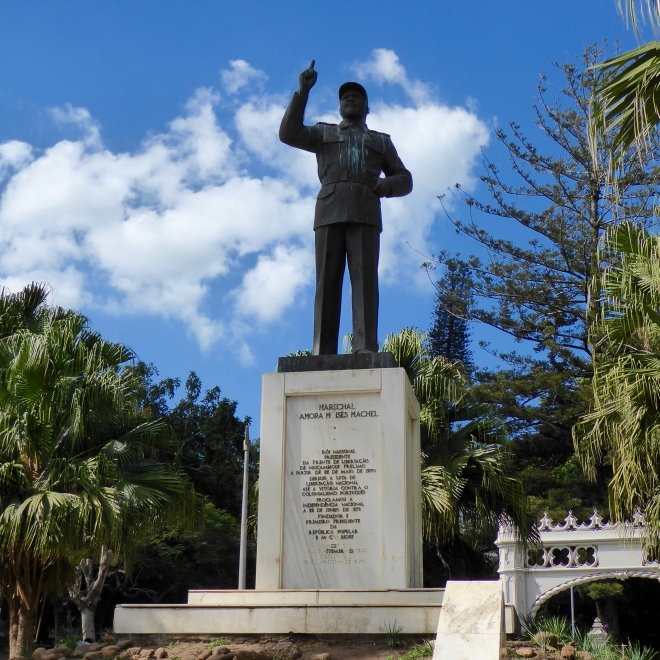 First president of the Republic of Mozambique