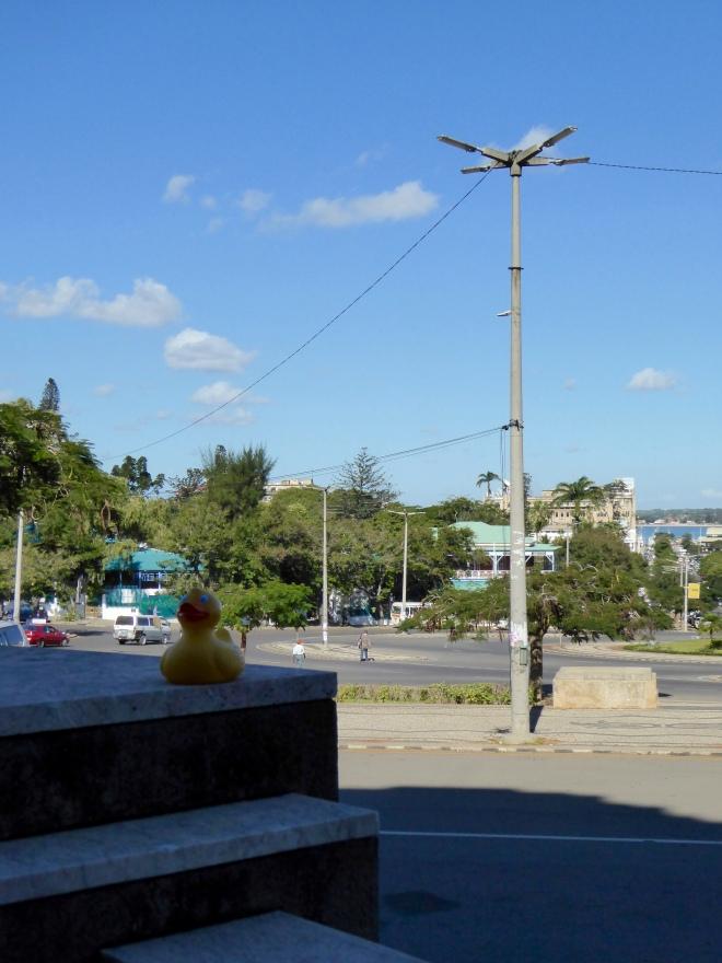 View of Maputo Bay