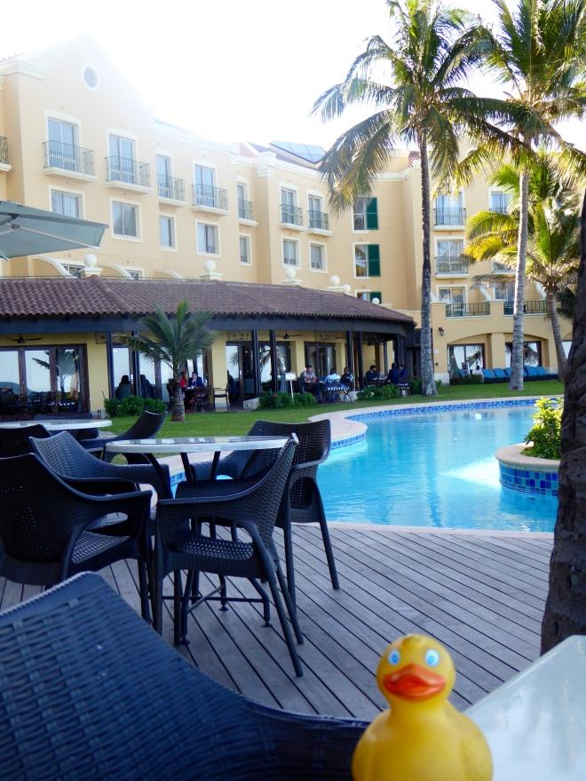 Southern Sun Hotel pool