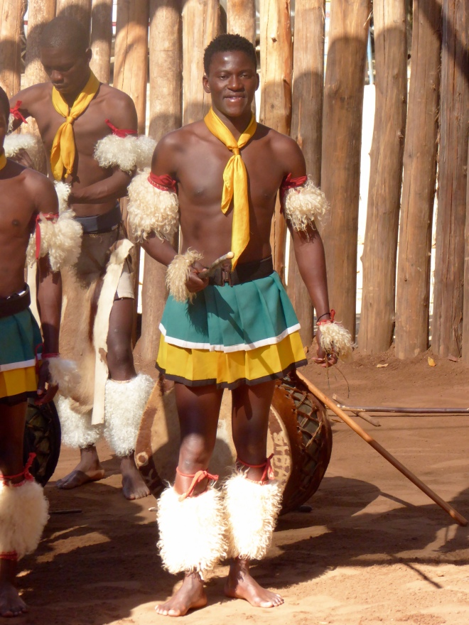 Entertainers from Kingdom of Swaziland
