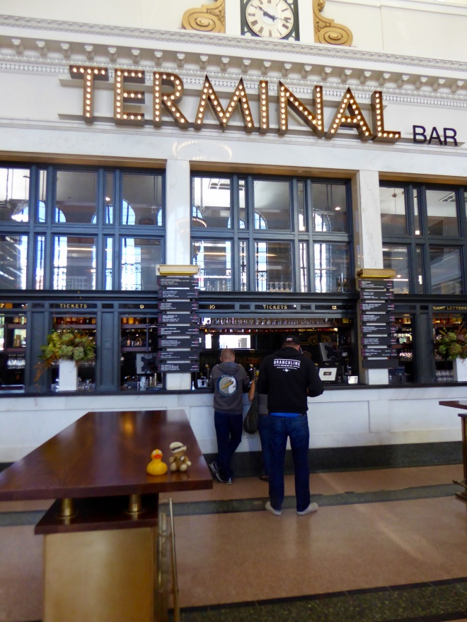 Terminal Bar in Union Station