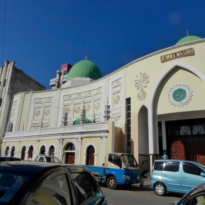 Mosque in Maputo
