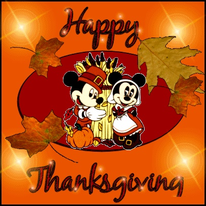 Happy Thanksgiving to everyone