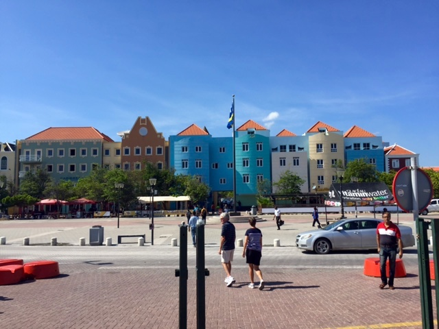 Colorful Willemstad, Curacao