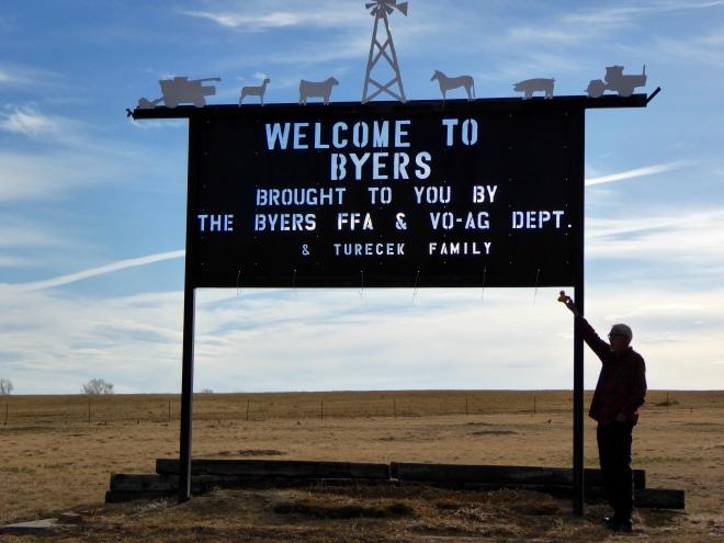 Byers, Colorado