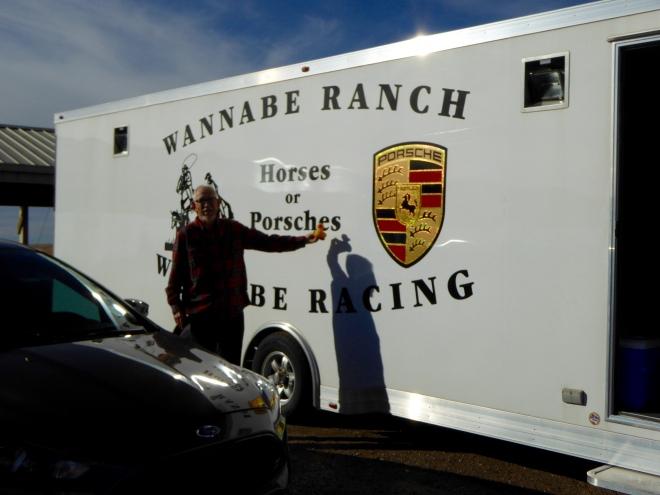 Wannabe Ranch trailer