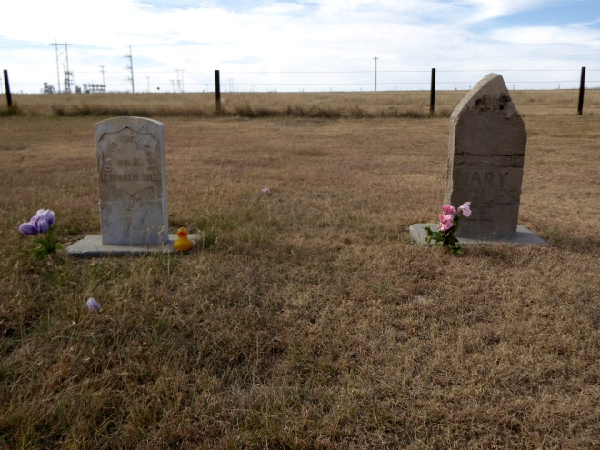 Civil War Veteran and his wife