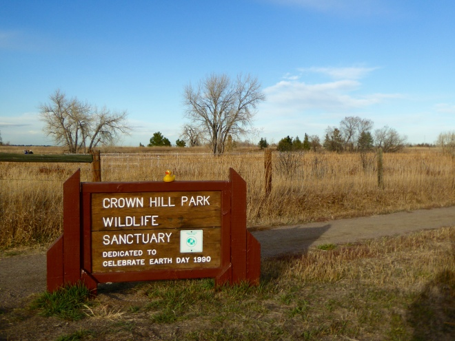Wildlife Sanctuary with Crown Hill Park
