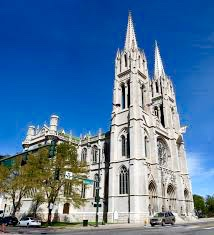 Cathedral Basilica of the Immaculate Conception in Denver, Colorado