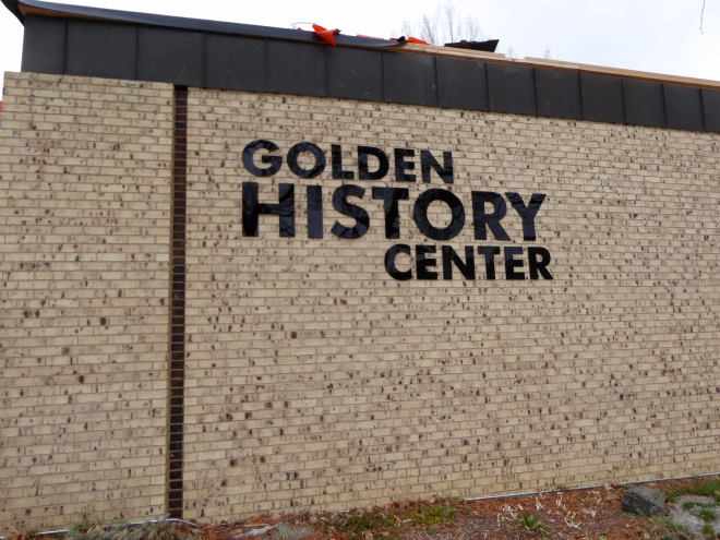 Let's visit the Golden History Museum