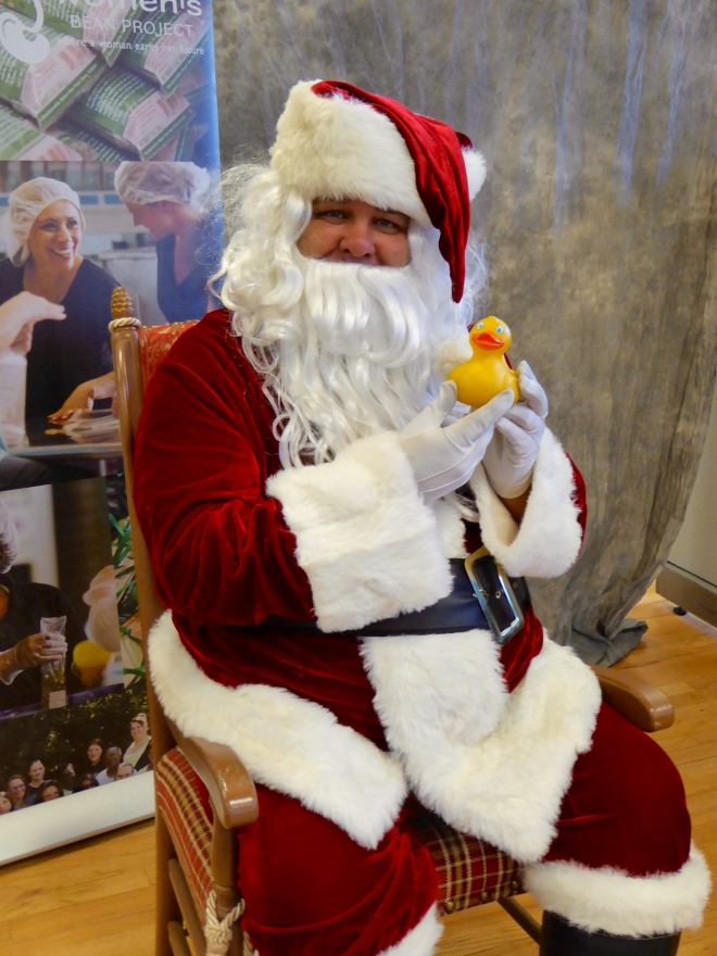 I like Santa