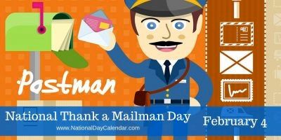 We thank Letter Carriers!