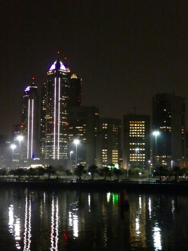 Abu Dhabi skyscrapers
