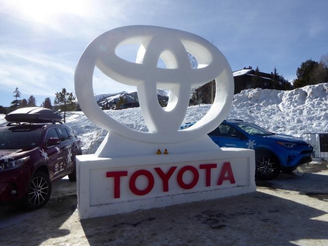 Sponsored by Toyota