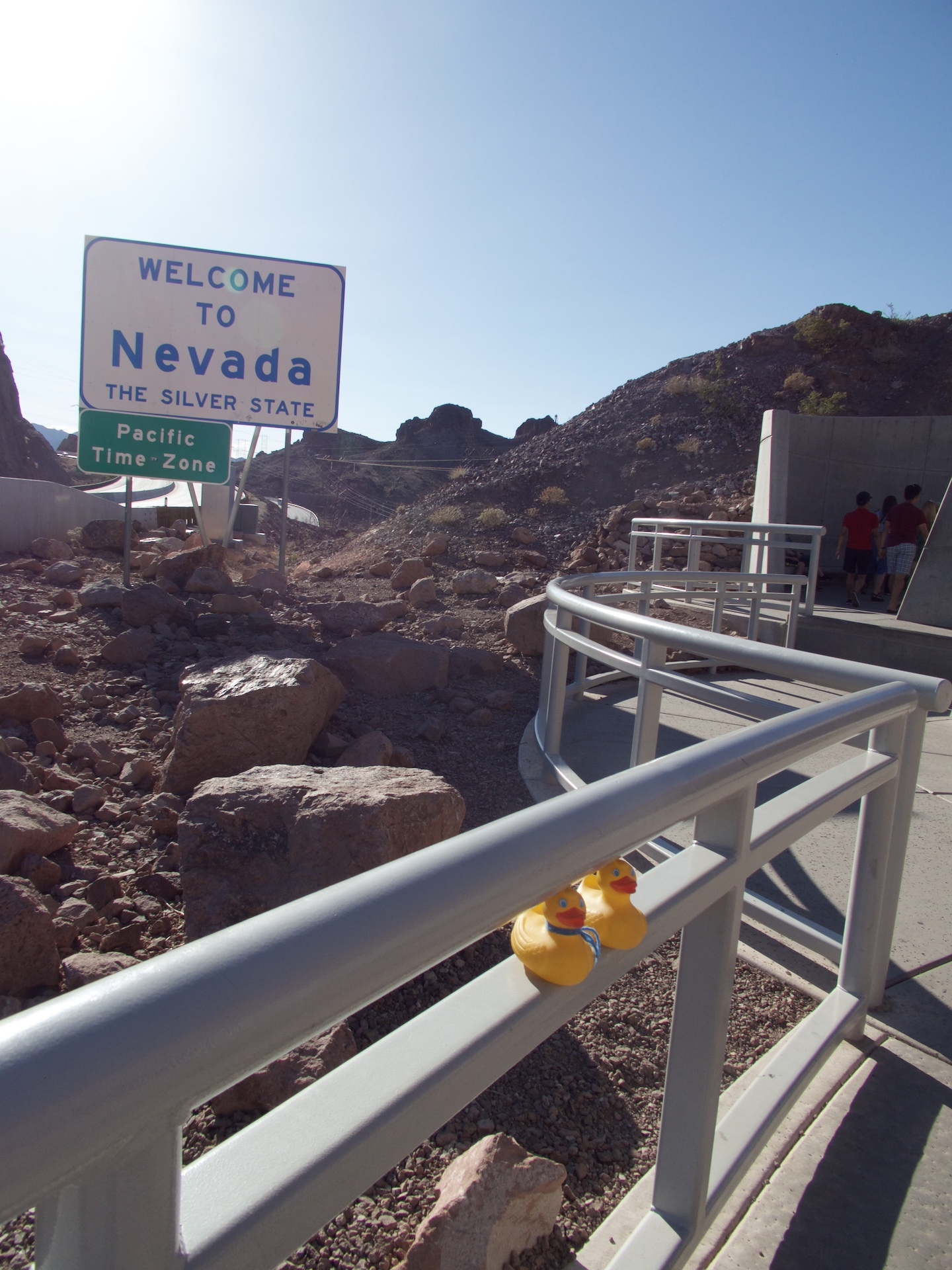 Nevada – Colorado Traveling Ducks